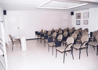 fotografía de la sala menorca